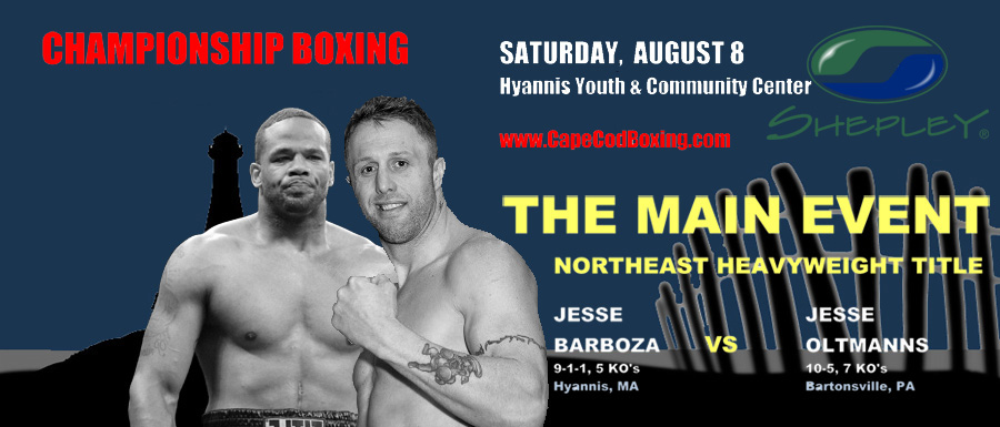 FIGHT WEEK KICKS OFF IN HYANNIS